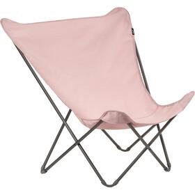 Lafuma Mobilier Pop Up XL - Siège camping - Airlon + Uni violet/noir